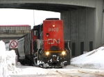 CN 516 go to Champlain spur
